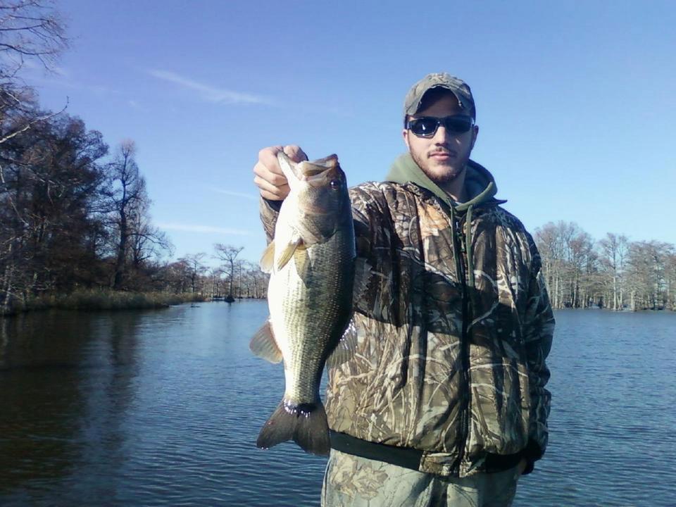 Reelfoot Lake Fishing Pictures